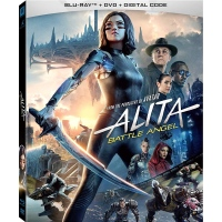 """Alita: Battle Angel"" Now Available On Blu-ray, via 20th Century Fox…"
