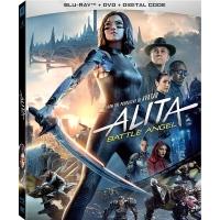 """Alita: Battle Angel"" Now Available On Blu-ray, via 20th Century Fox…"