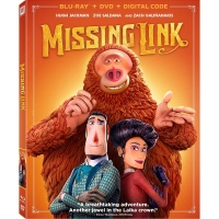 """Missing Link"" Scheduled For Release On Blu-Ray July 23, 2019…"