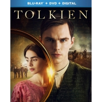 "NOW AVAILABLE ""TOLKIEN"" Experience the Love, Friendship and Adventure Of The Iconic Storyteller J.R.R. Tolkien..."
