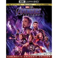 "Marvel ""Avengers: Endgame"" Now Available On 4K, Blu-ray, DVD and Digital..."
