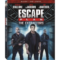 Sylvester Stallone's Escape Plan: The Extractors Now Available On Blu-ray...