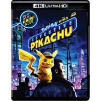 """Pokemon Detective Pikachu"" Now Available on 4K, Blu-ray, DVD, Digital and Rental..."
