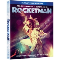 "Paramount Pictures ""Rocketman"" Now Available On 4K, Blu-ray, DVD & Digital HD..."