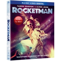 "Paramount Pictures ""Rocketman"" Scheduled For Summer Release On 4K, Blu-ray, DVD & Digital HD..."