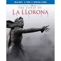 """The Curse of La Llorona"" Now Available on Blu-ray, DVD, Digital & Rental..."