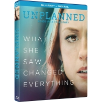 "The Dramatic True Story ""Unplanned"" Is Now Available On Blu-ray & Digital..."