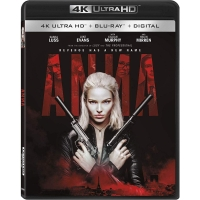 """Anna"" Summer Thriller Now Available In 4K via Summit Entertainment..."