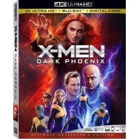 X-Men: Dark Phoenix Now Available on 4K Blu-Ray via 20th Century Fox...