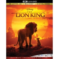 The Lion King 4K and Digital Release Set for October Release Date...