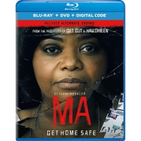 "Horror Thriller ""Ma"" Now Available On Blu-ray via Universal Pictures..."