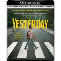 """Yesterday"" Now Available on 4K Blu-ray via Universal Pictures..."