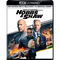 Fast & Furious Presents: Hobbs & Shaw November 5, 2019 via Universal Pictures...