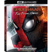Spider-Man: Far from Home Now Available On 4K Blu-Ray via Sony Pictures...